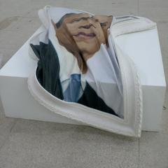 Obama, Shen Shaomin