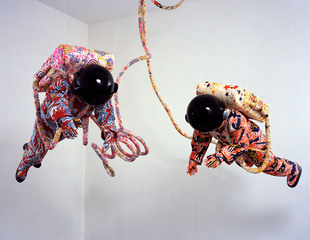 Space Walk, Yinka Shonibare
