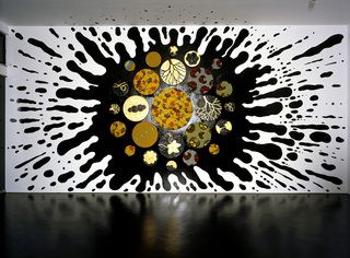 Black Gold I,Yinka Shonibare