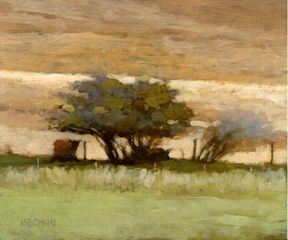 Cattle in Shade , Marc Bohne
