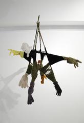 Bodhisattva Piñata, Jefferey Cairns