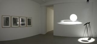 ET DE LUMIRE - Installation View,Jakob Mattner
