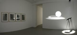 ET DE LUMIÈRE - Installation View, Jakob Mattner