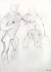 Untitled,Tom of Finland