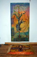 Corn Installation, Montserrat Alsina