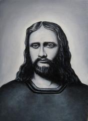 Untitled (Jesus), Jim Damron