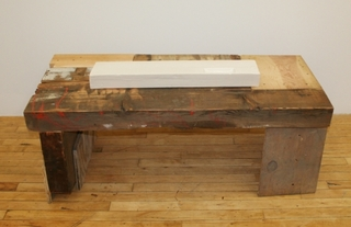 Bench II, Theaster Gates