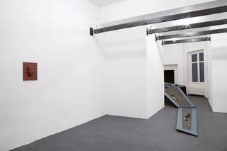 Feierabend, exhibition view,