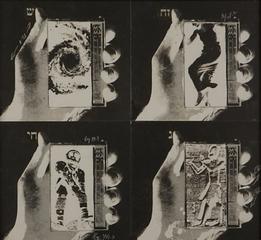 Untitled (Al Nebulae), Wallace Berman
