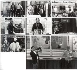 Portraits of Salespeople, Allan Sekula