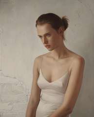 Girl in White,Tony Curanaj