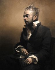 Self Portrait,Jeremy Mann