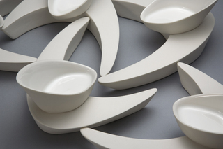 Dessert compotes, Heather Mae Erikson