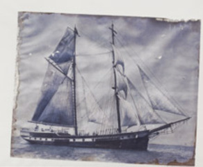 Ship Drawing, Paul Sietsema