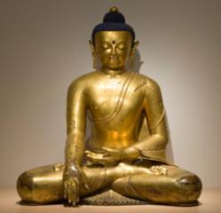Tibet: Shakyamuni Buddha, Unidentified Artist