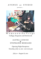 Women on the Verge,Stephanie Mercado, Alpha Lubicz