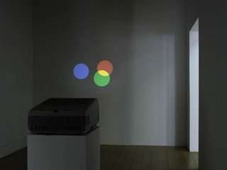 Untitled (RGB), Peter Coffin