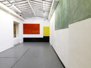 Installation view, Ernst Caramelle