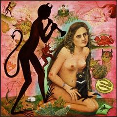 Devil\'s Trumpet, Irene Hardwicke Olivieri