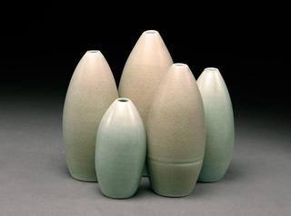 Cypress Bottles, Maria White