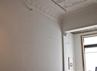 Untitled (Ash Cube), Harold Ancart