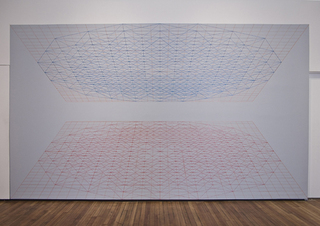 Untitled (Wall Drawing), Devin Powers