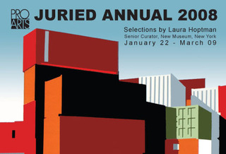 Juried Annual 2008,