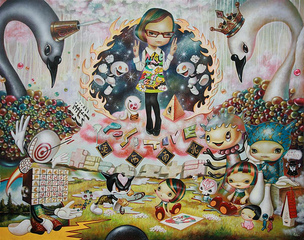 positive-E.no.04, Yosuke Ueno