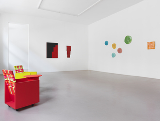 Home Sweet Home, Mary Heilmann
