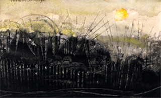 Industrial Landscape, Roy Turner Durrant