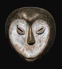 African Art: Bakwele Mask,