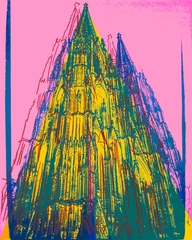 Cologne Cathedral, Andy Warhol