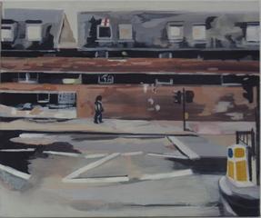 Queen\'s Road Peckham, Sam Hodge