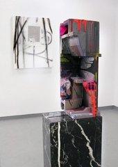 Painted Sculpture 2, Esteban Schimpf