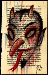 Le Sauvage Satan, Gary Baseman