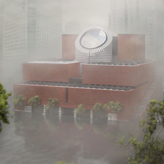 In a Fog IV, Nadim Sabella