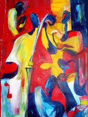 At the Jazz Club, Sona Yeghiazaryan
