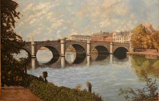Richmond Bridge, Kevin Hooker