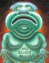 No Slugs Please, Gregg Gibbs