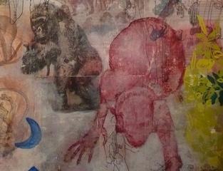 Untitled (detail), Jo Ann Biagini