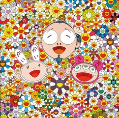 Me and Kaikai and Kiki,Takashi Murakami