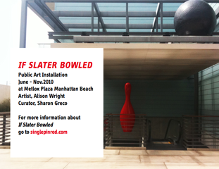 If Slater Bowled, Alison Wright