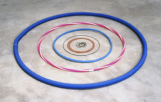 Untitled (Rings), Tony Feher