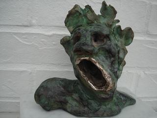 One of Poseidon\'s Mates, Michael Cook