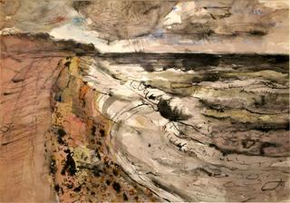 Coastal Scene, John O\'Connor