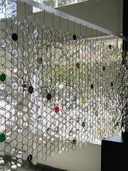 Glass Curtain, Susan Sironi