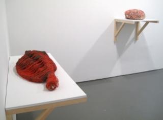 Installation View, Judith Scott