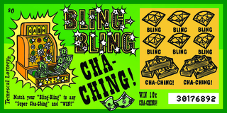 Lottery Tickets (Bling Bling Cha-Ching!), Packard Jennings