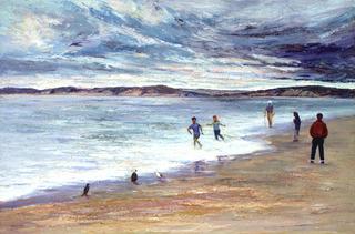 Limantour Beach, Idell Weiss