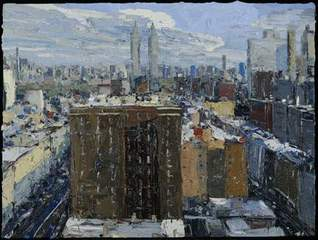 Upper West Side, Carolyn Meyer